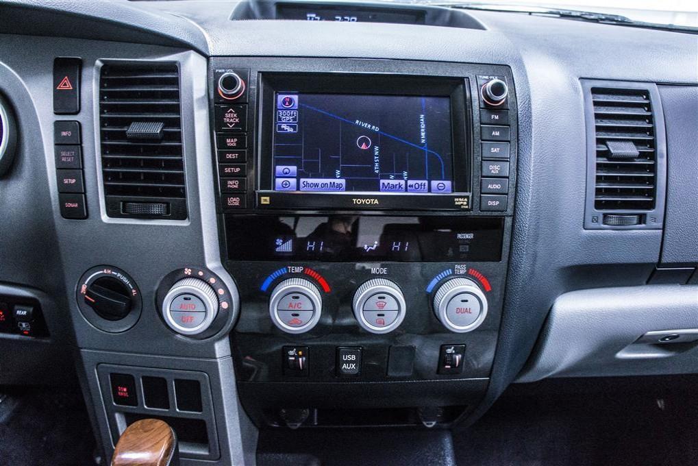2012 Toyota Tundra Limited 4x4