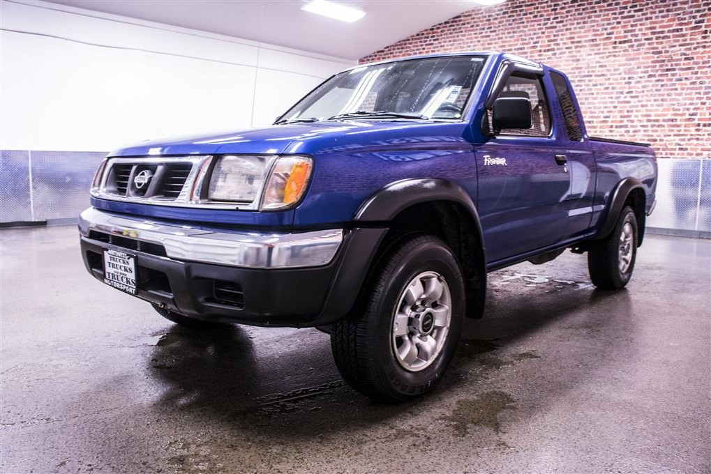 2014 nissan frontier service manual