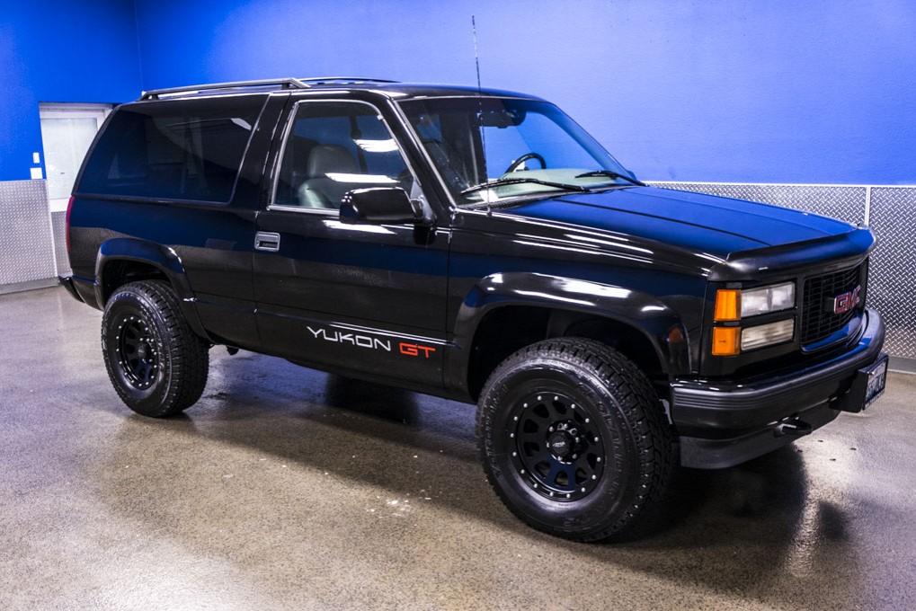 1996 Gmc Yukon Gt Parts