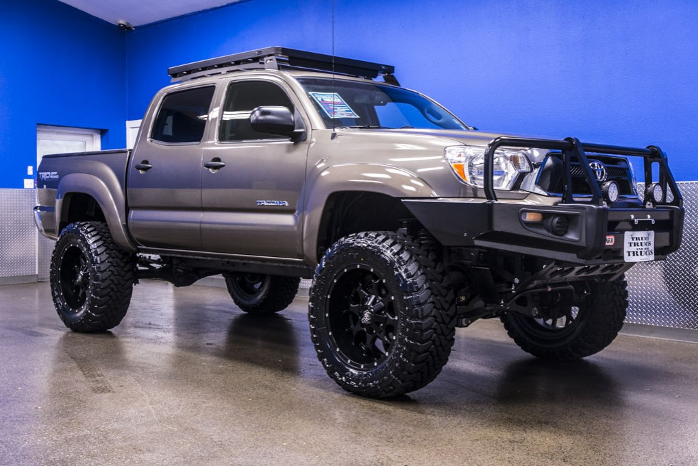 Northwest motorsport trucks trucks and more trucks - 2013 toyota tacoma interior accessories ...
