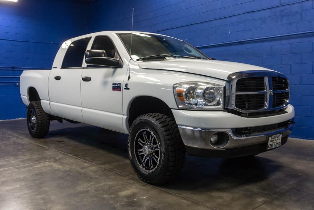 Used 2007 Dodge Ram, $33999