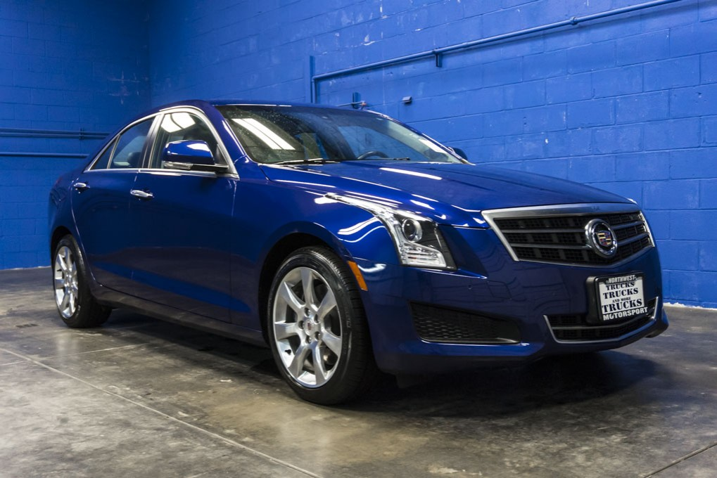 2013 cadillac ats for sale in seattle wa cargurus. Black Bedroom Furniture Sets. Home Design Ideas
