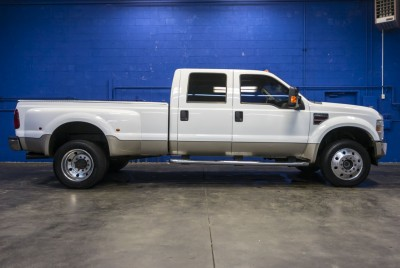 2008 Ford F-450 Lariat Dually 4x4