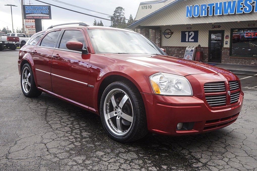 dodge magnum srt8 for sale in seattle wa cargurus. Black Bedroom Furniture Sets. Home Design Ideas