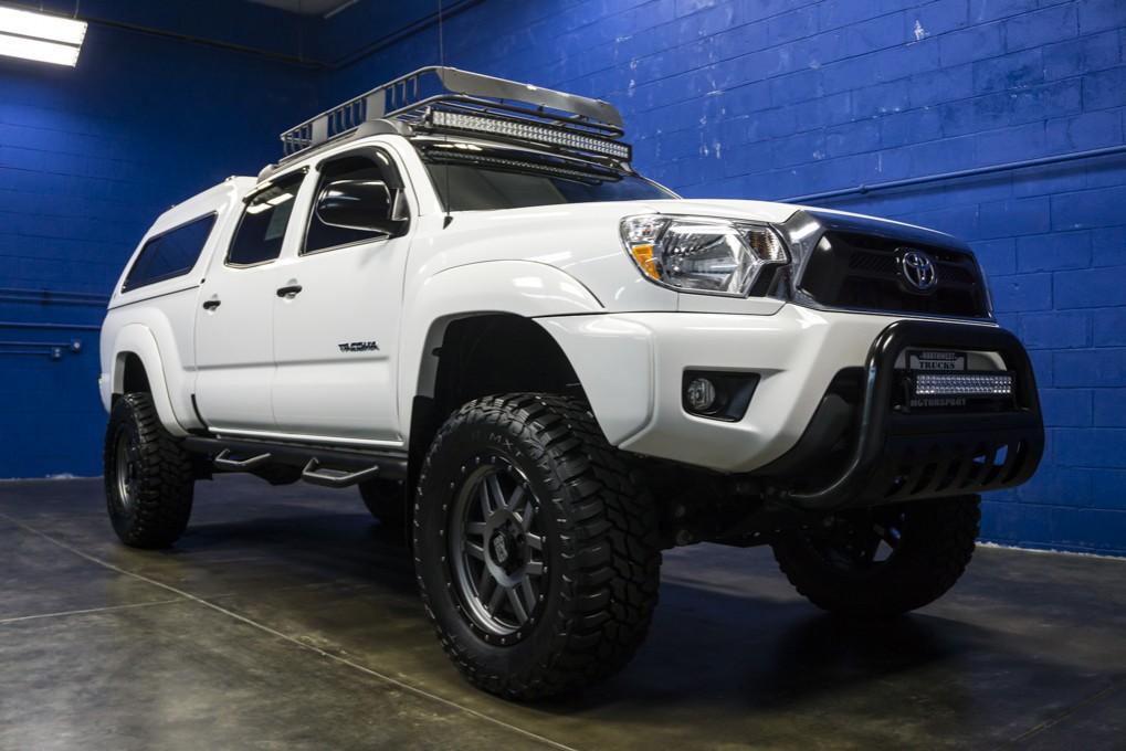 Toyota Tacoma 2015 Canopy Autos Post