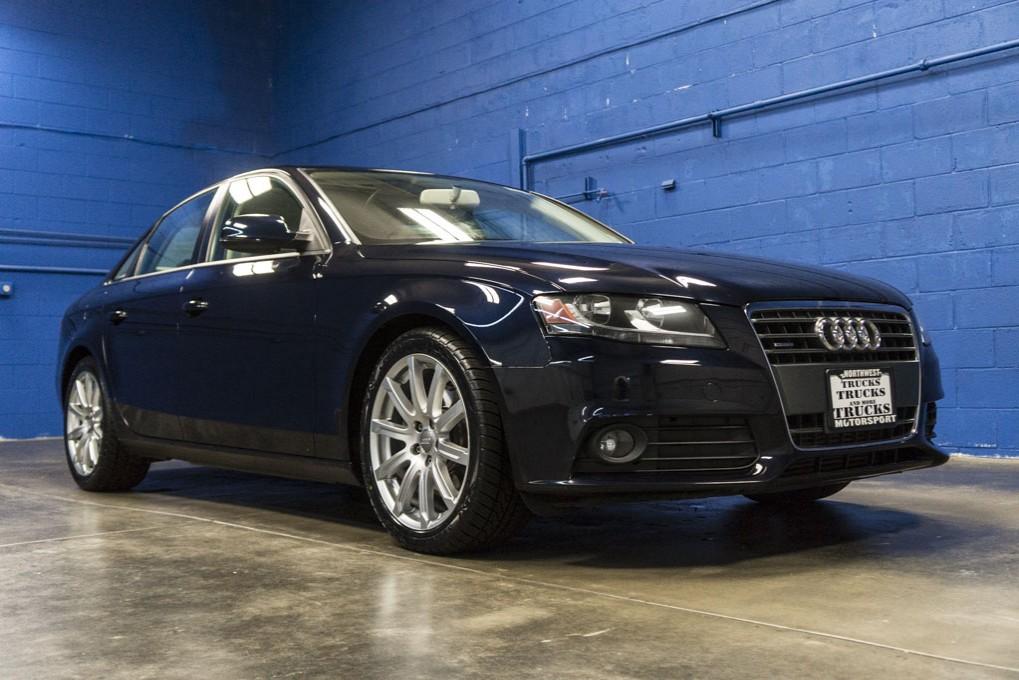 Used 2010 Audi A4, $15999