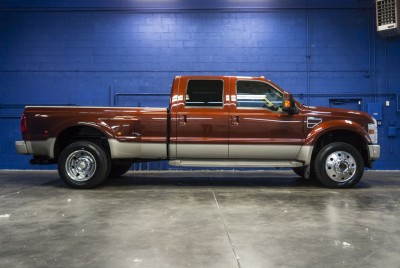 2008 Ford F-450 King Ranch Dually 4x4