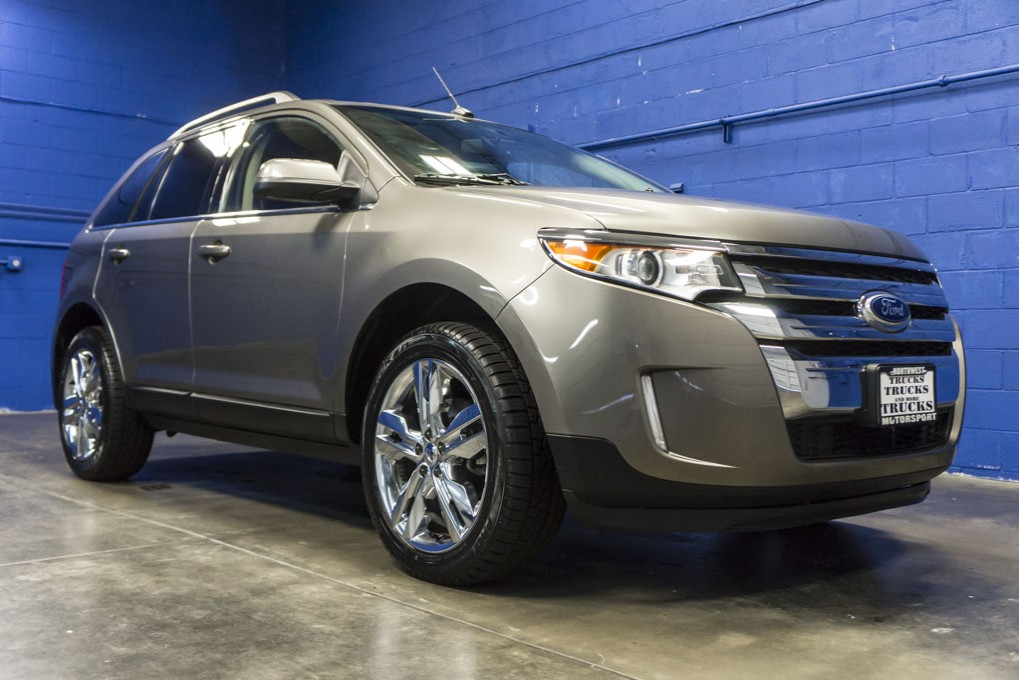 Used 2013 Ford Edge, $22999