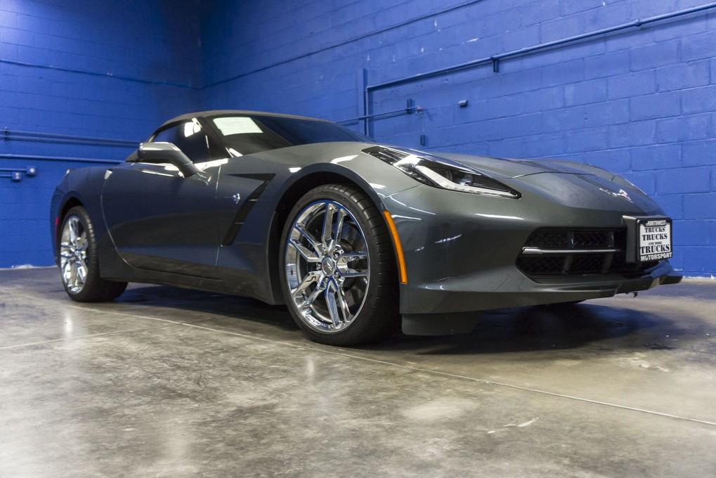 Used 2014 Chevrolet Corvette, $54999